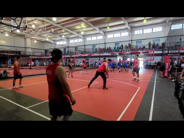 Gutta Boys vs Titan 1 -Quarter Final