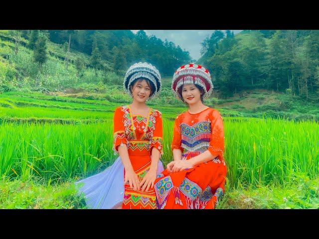 新买的苗族裙子和Insta360 ONE X2相机   New Hmong Dress and Insta360 ONE X2 Camera