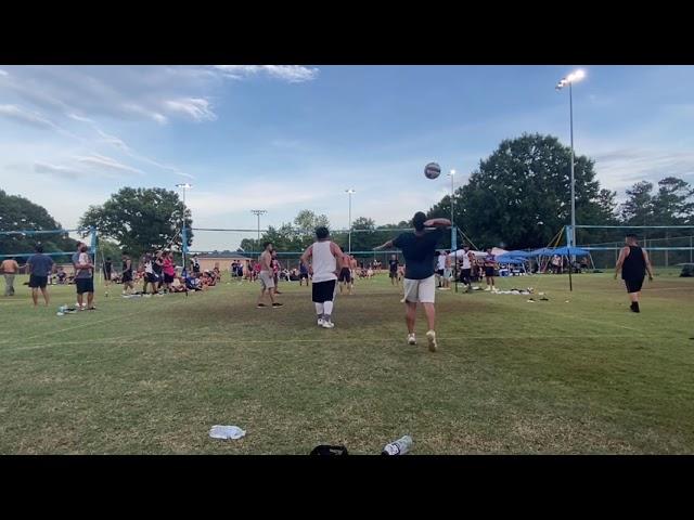 Men Hmong Volleyball Tournament GA 2021 Game 3