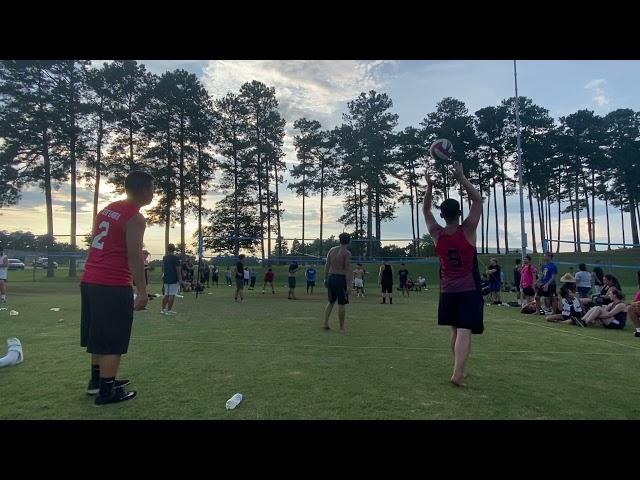 Men Hmong Volleyball Tournament GA 2021 Game 2