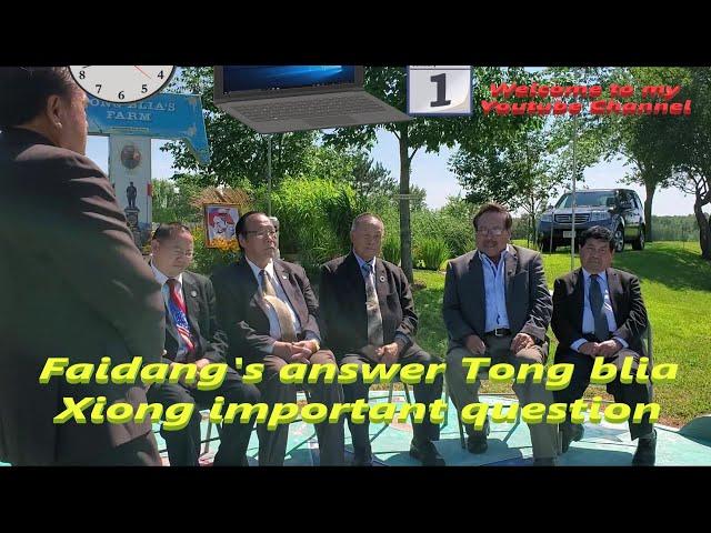 Hmong USA Post:  (Tong Blia Xiong Farm interview Hmong Leader)