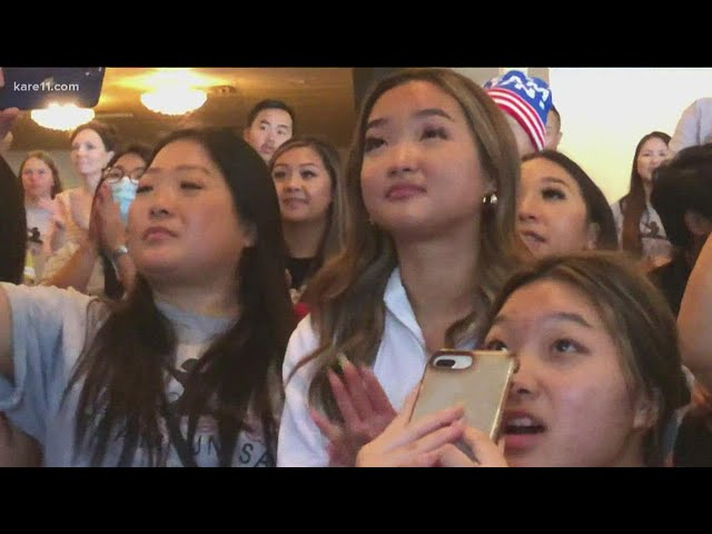Hmong refugees use Sunisa Lee's Olympic win to educate young people about group's history