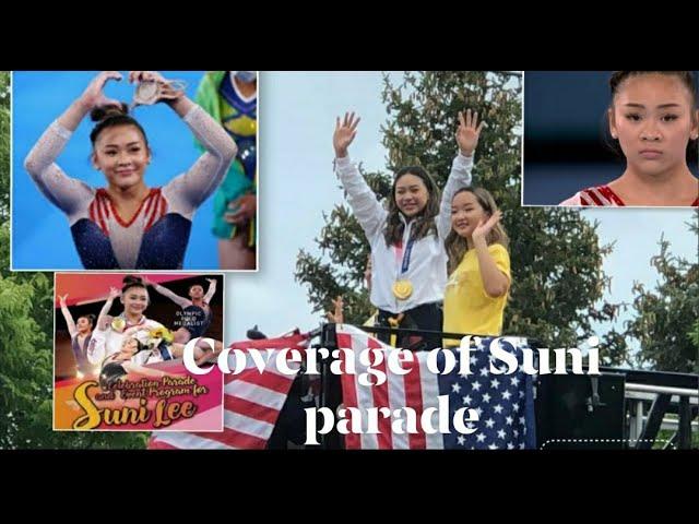 HMONG GLOBAL NEWS - COVERAGE OF SUNISA LEE CELEBRATION PARADE ( 8/8/2021 )