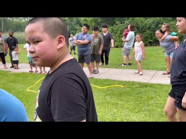 Hmong Michigan Travel To Lake Huron August 2021