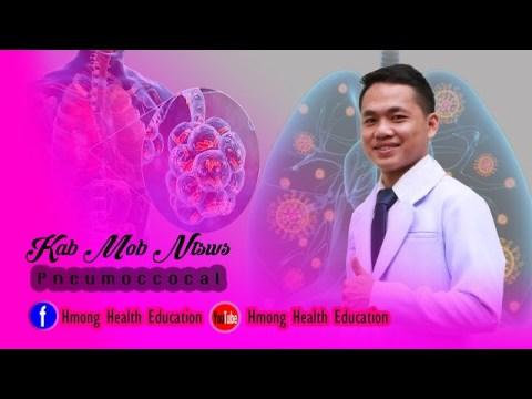 """kab mob ntsws ntawm me nyuam yaus ( Pneumonia ) """" Hmong Health Education """""""