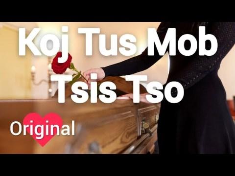 Koj Tus Mob Tsis Tso - Rainy Mai New Hmong Song 2021 , Nkauj Hmong , Hmong Music , Hmong Sad Song