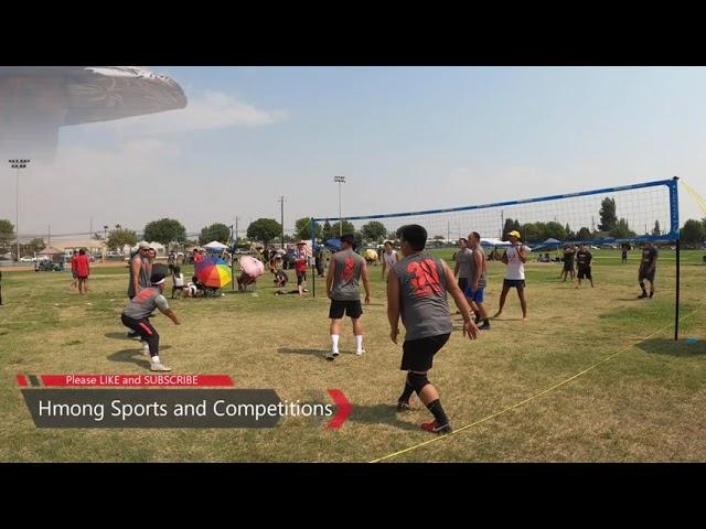 Hmong Volleyball Highlights