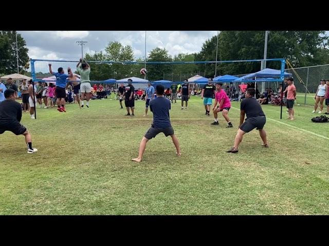 2021 Hmong Ga Volleyball. Team Elite.