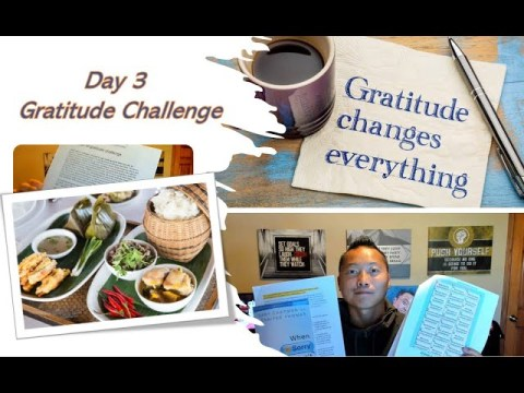 """Day 3 Gratitude Challenge """"What food are you grateful for"""" Why? 60 day challenge for me"""