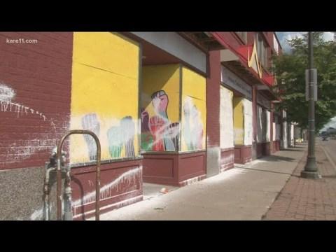 Hmong Cultural Center vandalized