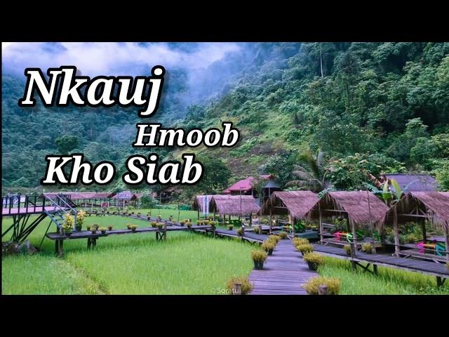 Nkauj Hmoob Kho Siab - Hmong Song Zoo Mloog