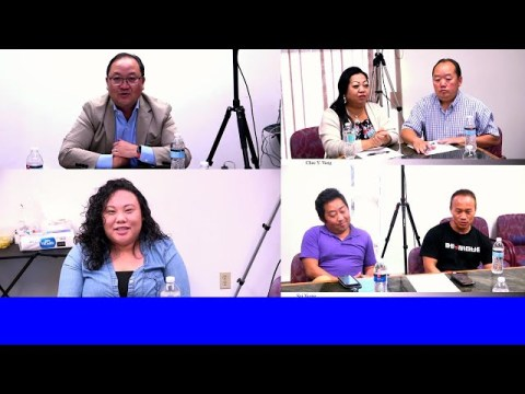 """"""" Mental Health  A Perspective of Hmong Professional 2021 """""""