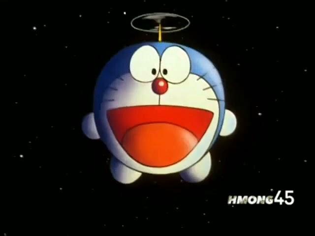 Doraemon - Intro (Hmong)
