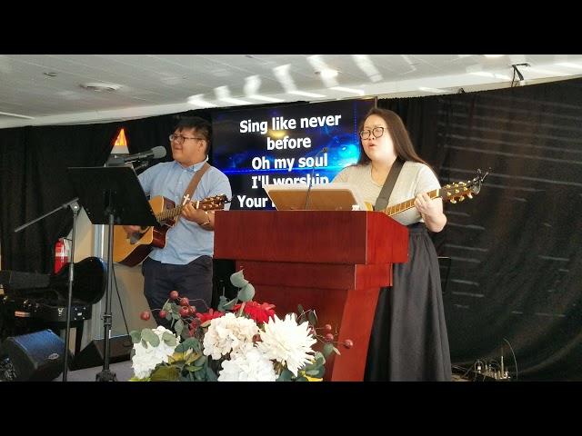 Hmong Christian - 10,000 Reasons (cover)