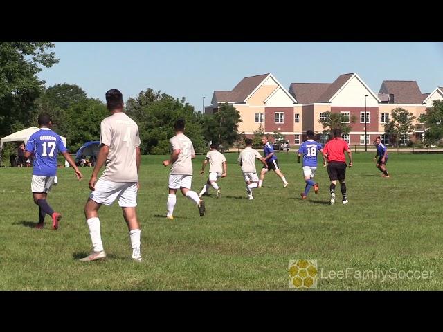 2021 Hmong Oshkosh Festival Soccer Game - Alliance VS H20