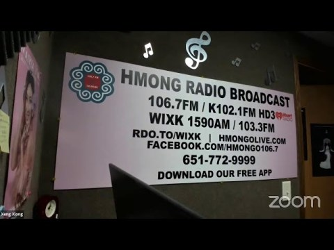 Hmong Radio Broadcast/ Xeng Xiong and Dr Yer Moua Lo show Health and Wellness and news 9-21-2021
