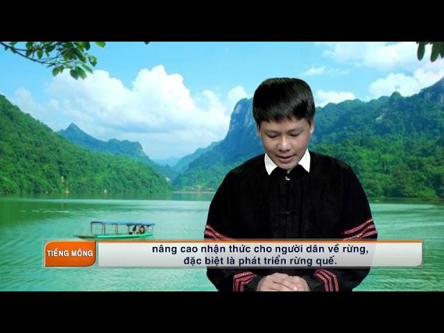 13-10 Chương trình tiếng Mông. ''backantv.vn''