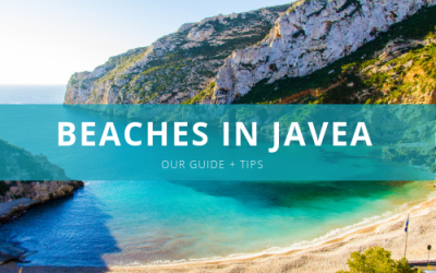 Beaches in Javea