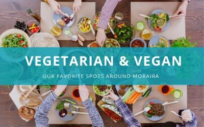 Vegan and Vegetarian Food in Moraira