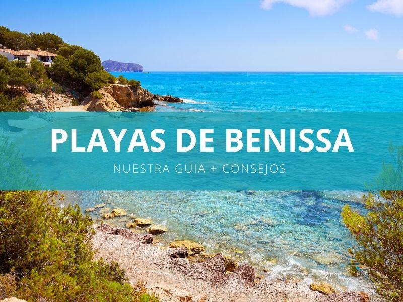 Playas en Benissa