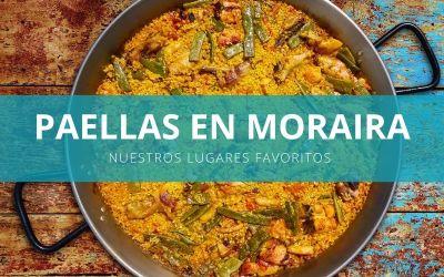 Paellas en Moraira