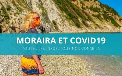 Moraira et le Covid19