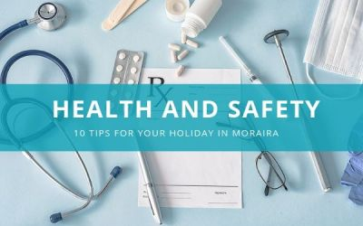 Health and Safety Tips in Moraira