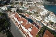 Vista aerea del edificio