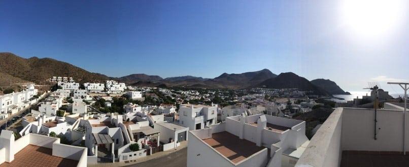 Vistas del pueblo de San José