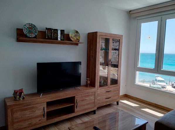 Apartamento Fenoy Alto, con vistas al mar