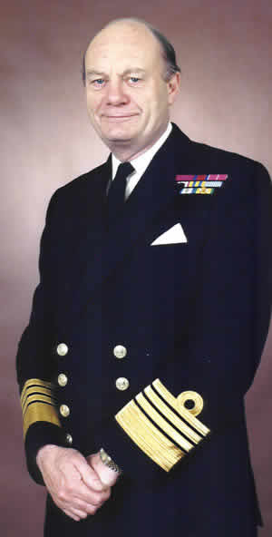 Admiral Sir Jeremy Black KCB DSO MBE