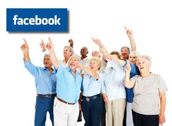 Older people and Facebook