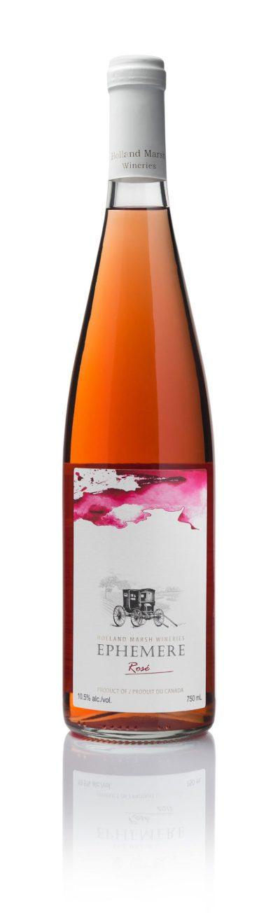 Holland Marsh Winery - Ephemere Rose