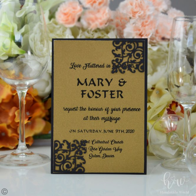 Indian Wedding Invitations Usa