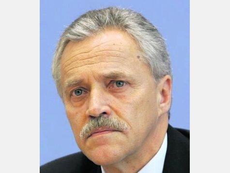 Heinz Fromm, der Chef des deutschen Verfassungsschutzes