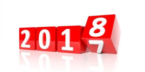 Začátek roku 2018