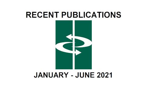 Recent Pubs Jun 2021