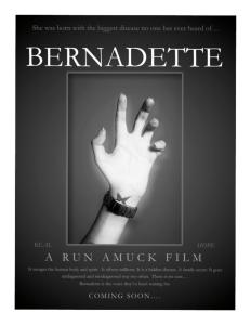 Film Release: Bernadette!