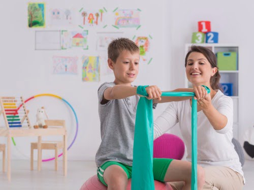 Physical Therapy For Children With Charcot-Marie-Tooth Disease