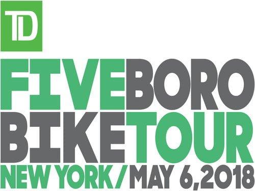 TD Bank FIve Boro BIke Tour Team CMT