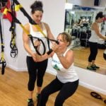 TRX CMT Exercise