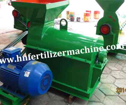 fertilizer crushing equipment