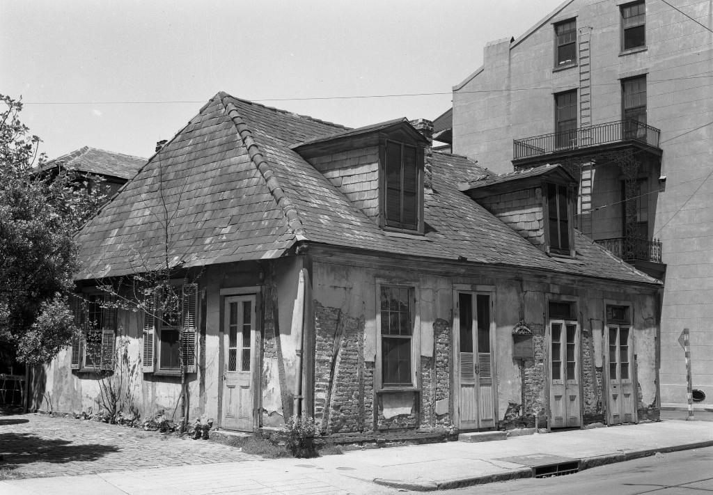 Napoleon House New Orleans