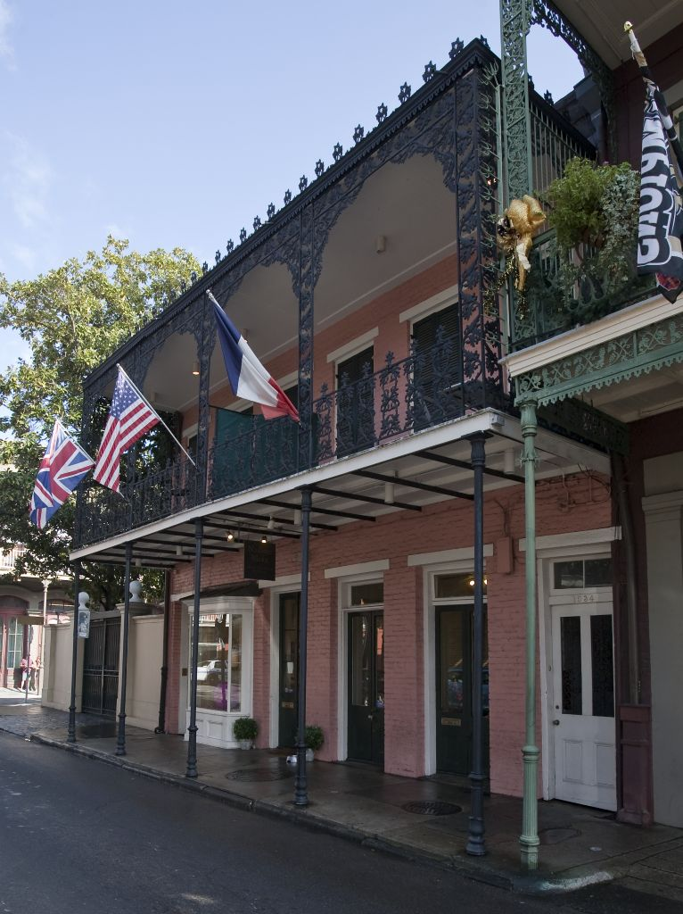 New Quarter Map Orleans