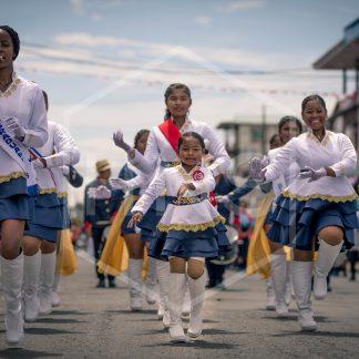 Panama Bocas del Toro Parade Culture