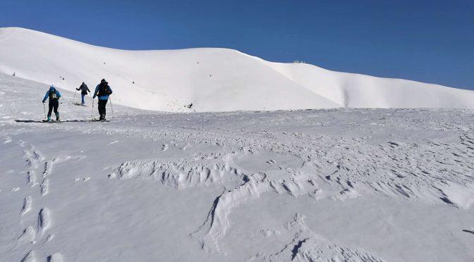Velká Fatra – skialpová Krížna – únor 2018