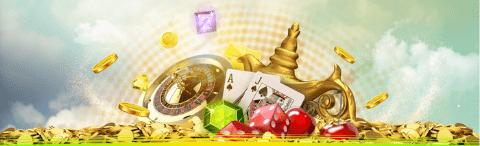 初心者にオススメのオンラインカジノランキング5選