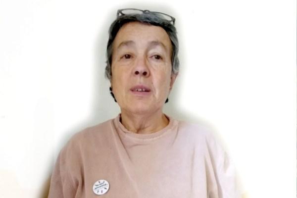 Mª Carmen Fernández, «amuleto» para la integración