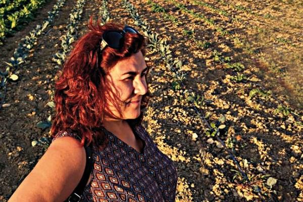 Rosa Mª Pinto, trabajadora comprometida con la ecología integral