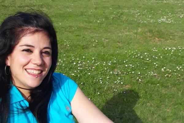 Esperanza Aritio: «Me gusta estar en la lucha obrera acompañada por Dios»